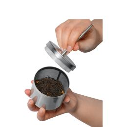 PROFI COOK Tee-Wasserkocher PC-WKS 1020 G, Edelstahl/schwarz