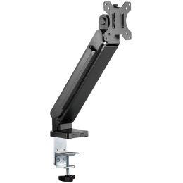 LogiLink TFT-/LCD-Monitorarm, Armlänge: 435 mm, schwarz