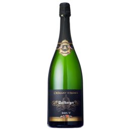 Wolfberger 1er Weinpräsent Crémant dAlsace, Magnum
