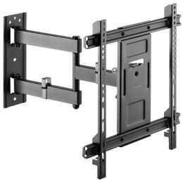 LogiLink TV-Wandhalterung Full Motion, für 81,28 - 177,80 cm