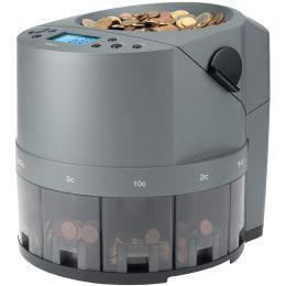 Safescan Euro-Münzzählgerät Safescan 1450, dunkelgrau