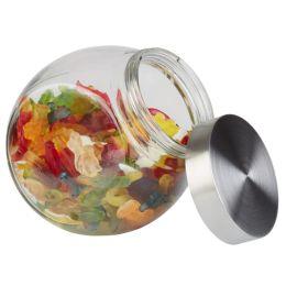 APS Vorratsglas mit Deckel, (B)125 x (T)190 x (H)180 mm