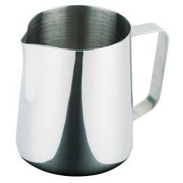 APS Milch-/Universalkanne, Edelstahl poliert, 0,35 l
