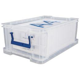 Fellowes Aufbewahrungsbox ProStore, 10 Liter, 4er-Set
