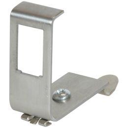LogiLink Hutschienen-Adapter für 1 Keystone Modul, Metall