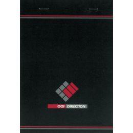 001BLOC Notizblock Direction 001, mit Klammerheftung