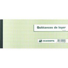 EXACOMPTA Rechnungsbuch für Mietvertrag, 50 Blatt