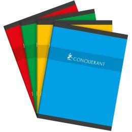 CONQUERANT SEPT Heft, 170 x 220 mm, kariert, 48 Blatt