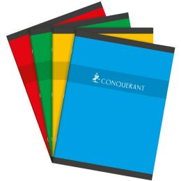 CONQUERANT SEPT Heft, kariert, 240 x 320 mm, 48 Blatt