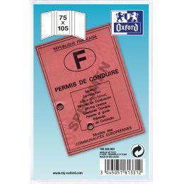 ELBA Ausweishülle, PVC, 3-fach, 0,20 mm, Format: 75 x 105 mm