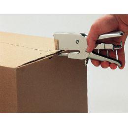 Rapid Hochleistungs-Heftzange Classic HD31, silber