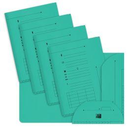 ELBA Aktenmappe HV, Farbe: grün, 240 g/qm