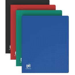 ELBA Sichtbuch Memphis, mit 20 Hüllen, farbig sortiert