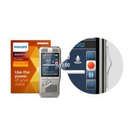 PHILIPS Diktiergerät Digital Pocket Memo DPM8200/02