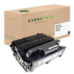 EVERGREEN Toner EGTR407318E ersetzt RICOH 407318, schwarz