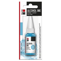 Marabu permanente Tinte Alcohol Ink, karibik, 20 ml