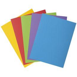 EXACOMPTA Aktendeckel ROCKS, DIN A4, farbig sortiert