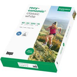 Inapa Multifunktionspapier Recyconomic Classic White, A3