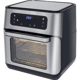 PROFI COOK Heißluft-Fritteuse PC-FR 1200 H, schwarz/grau