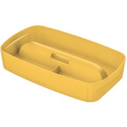 LEITZ Einsatz für Aufbewahrungsbox My Box Cosy, DIN A5, gelb