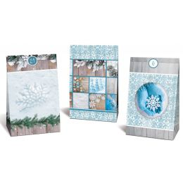 URSUS Geschenktüten-Adventskalender Frosty