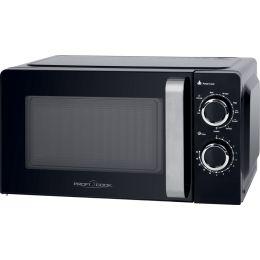 PROFI COOK Mikrowelle Grill PC-MWG 1208, schwarz