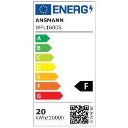 ANSMANN LED-Wandstrahler LUMINARY WFL1600S, Bewegungsmelder