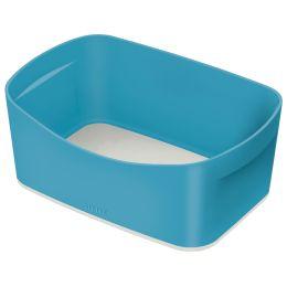 LEITZ Utensilienschale My Box Cosy, DIN A5, blau/hellgrau