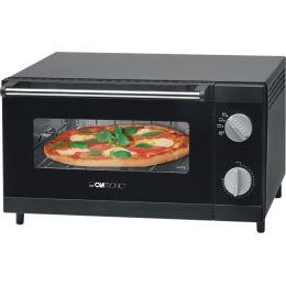 CLATRONIC Multi-Pizza-Ofen MPO 3520, schwarz