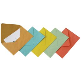 GPV Briefumschläge, 90 x 140 mm, hellbraun, ungummiert