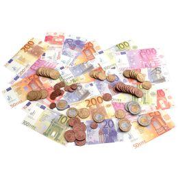 Wonday Spielgeld, 65 Geldscheine & 80 Münzen, im Polybeutel