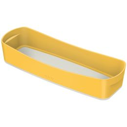 LEITZ Aufbewahrungsschale My Box Cosy, DIN lang, gelb