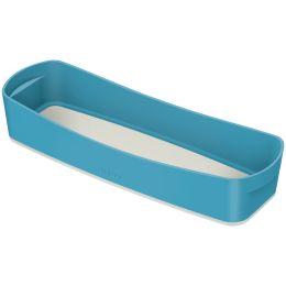 LEITZ Aufbewahrungsschale My Box Cosy, DIN lang, blau