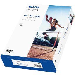 tecno Multifunktionspapier speed, A4, 80 g/qm, weiß