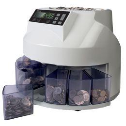 Safescan Euro-Münzzählgerät Safescan 1250, grau
