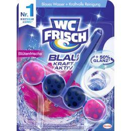 WC Frisch BLAU AKTIV WC-Reiniger/-Duftspüler Blütenfrische