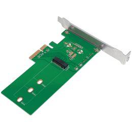 LogiLink PCIe - M.2 PCI-Express Karte SSD