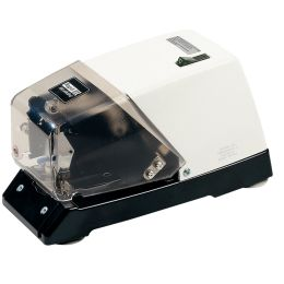 Rapid Elektro-Heftgerät 100E, schwarz/weiß