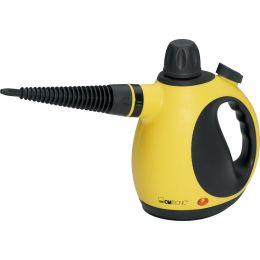 CLATRONIC Dampfreiniger DR 3653, gelb/schwarz