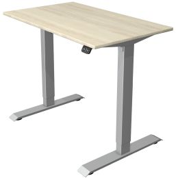 kerkmann Sitz-Steh-Schreibtisch Move 1, (B)1.200 mm, weiß
