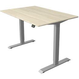 kerkmann Sitz-Steh-Schreibtisch Move 1, (B)1.200 mm, ahorn