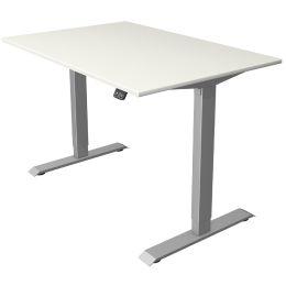 kerkmann Sitz-Steh-Schreibtisch Move 1, (B)1.000 mm, weiß