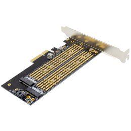 DIGITUS M.2 NGFF/NMVe SSD PCI Express 3.0 (x4) Add-On Karte