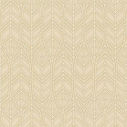 PAPSTAR Servietten ROYAL Collection Leaves, sand