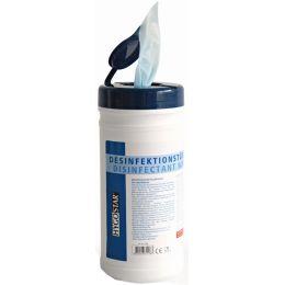 HYGOCLEAN Desinfektionstücher, 200 x 200 mm, 200er Spender