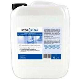 HYGOCLEAN Wisch-Desinfektionsmittel, 10 Liter Kanister