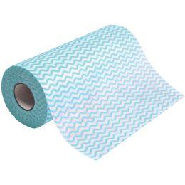 HYGOCLEAN Sp�l- & Reinigungstuch ECO, auf Rolle, blau