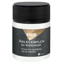 KREUL Anlegemilch für Blattmetall, 50 ml