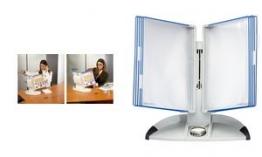 tarifold tdisplay Sichttafel Design, DIN A4, PP, blau
