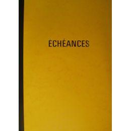 ELVE Heft/kaschiert ECHANCIER 96 Blatt, 297 x 210 mm